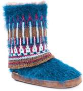 Muk Luks Fiona Faux Fur Lined Slipper Boot
