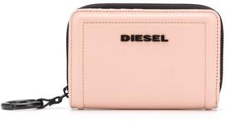 Diesel Zipped Mini Wallet