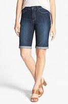 NYDJ Women's 'Briella' Cuff Stretch Denim Shorts