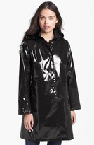 Jane Post 'Princess' Rain Slicker with Detachable Hood