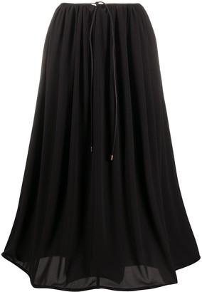 Maison Rabih Kayrouz Lightweight A-Line Skirt
