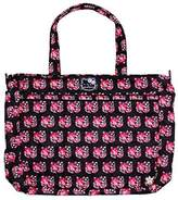 Ju-Ju-Be Hello Kitty Collection Super Be Zippered Tote Diaper Bag, Hello Perky