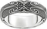 Thomas Sabo Rebel at Heart Maori sterling silver ring
