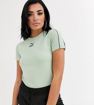 Puma Classics Tight Top Sage-Green