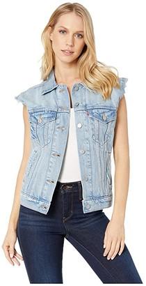 Levi's(r) Womens Ex-Boyfriend Vest (Free Spirited) Women's Clothing