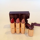 Charlotte Tilbury K.I.S.S.I.N.G. Fallen From the Lipstick Tree Mini Lipstick Charm Trio - So Marilyn, Penelope Pink and Bitch Perfect by
