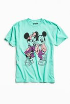 Fila X Disney Mickey + Minnie Mouse Squad Tee