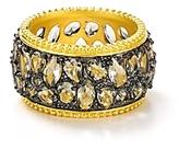 Freida Rothman Textured Band Ring