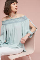 Holding Horses Rosario Off-The-Shoulder Top