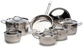 Berghoff Stainless Steel Cookware 12-Piece Set