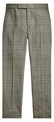 Polo Ralph Lauren Women's Glen Plaid Trousers - Size 0