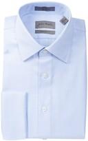 John W. Nordstrom Traditional Fit Arrow Pattern Dress Shirt