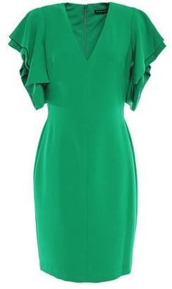 Black Halo Short dress