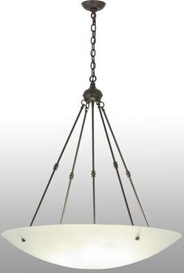 Dia 6-Light Single Bowl Pendant Meyda Tiffany