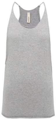 Extreme Cashmere - No. 58 Stretch-cashmere Tank Top - Womens - Grey