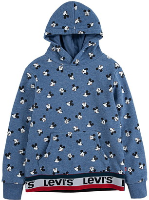 Levi's Allover Print Mickey Hoodie
