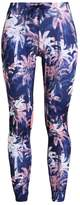 Roxy STAY ON Tights blue depths washed