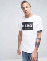 Hero's Heroine Heros Heroine Logo T-Shirt