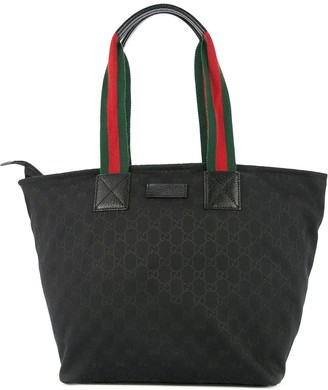 Gucci Pre-Owned Shelly Line tote bag