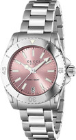 Gucci YA136401 Dive stainless steel watch