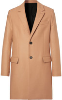 Ami - Wool-blend Overcoat