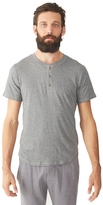 Alternative Perfect Organic Pima Henley Shirt