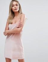 Oh My Love Velvet Cami Dress