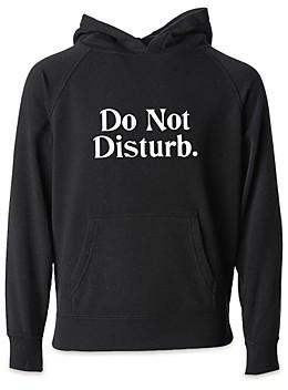 Sub Urban Riot Girls' Do Not Disturb Hoodie - Big Kid