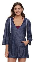 Porto Cruz Women's Portocruz Hooded French Terry Cover-Up