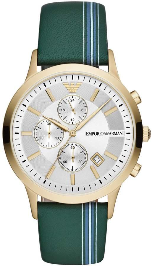 f29bccde2ba39 Mens Gold Armani Watch - ShopStyle Canada