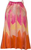 M Missoni pleated top - women - Viscose/Polyester - 38