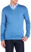 Sand Merino Wool Sweater