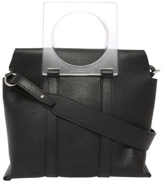 Elena Ghisellini Carre Top Handle Shoulder Bag B1010