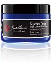 Jack Black Supreme Cream Triple Cushion Shave Lather, 9.5 oz.