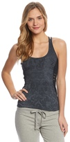Hard Tail Cross Back Tank 8152060