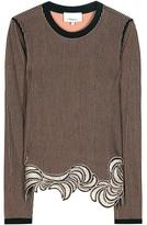 3.1 Phillip Lim Sequinned sweater