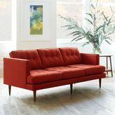 west elm Peggy Mid-Century Sofa