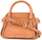 See by Chloe removable strap tote - women - Cotton/Calf Leather - One Size
