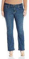 Levi's Women's Plus-Size Modern Bootcut Jean
