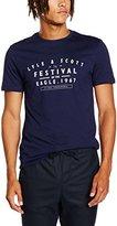 Lyle & Scott Men's Graphic Short Sleeve T-Shirt