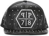 Philipp Plein 'Pp78' quilted cap