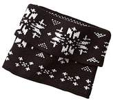 Fashion World Snowflake Knit Boot Topper