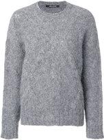Neil Barrett fluffy jumper