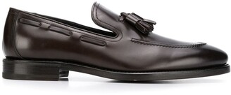 Henderson Baracco Tassel Embellished Loafers