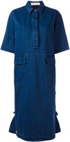 Marni denim midi dress - women - Cotton - 40