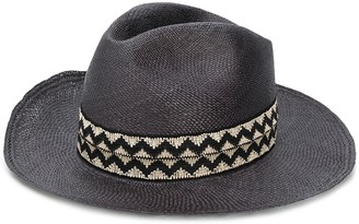 SuperDuper Hats oversized Crown fedora hat