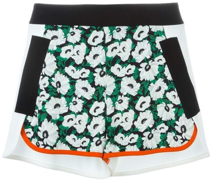 Stella McCartney 'Kristelle' floral print shorts