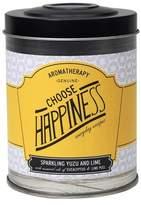 Aromatherapy Tin Candle Choose Happiness 8.6oz