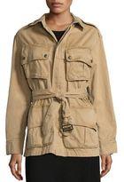Polo Ralph Lauren Pima Cotton Twill Military Jacket