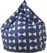 Lelbys Bowtie Kids Bean Bag Cover